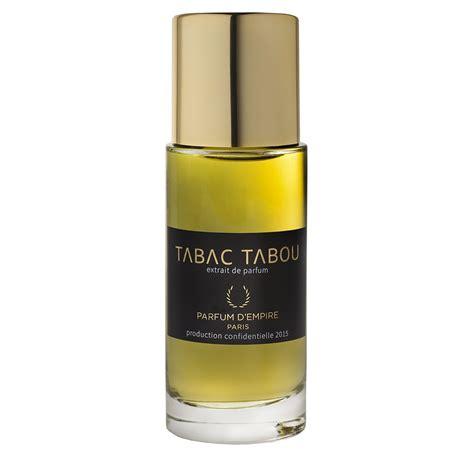 parfum tabac tabou de parfum d empire osmoz