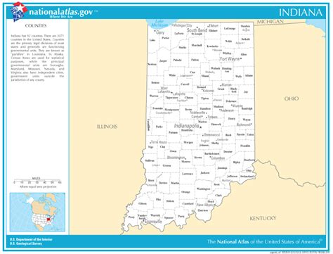 indiana state map indiana state maps interactive indiana state road maps state maps