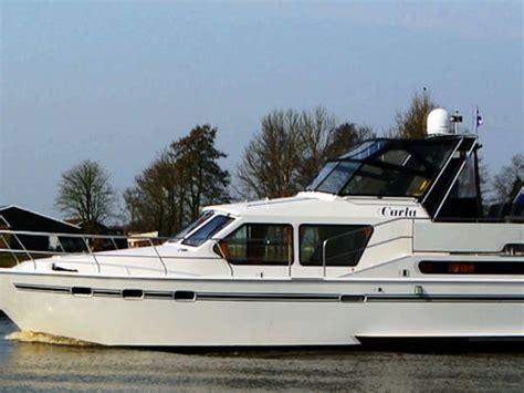 vaarbewijs drachten motorboot carla 8 personen nu huren yachts4u friesland
