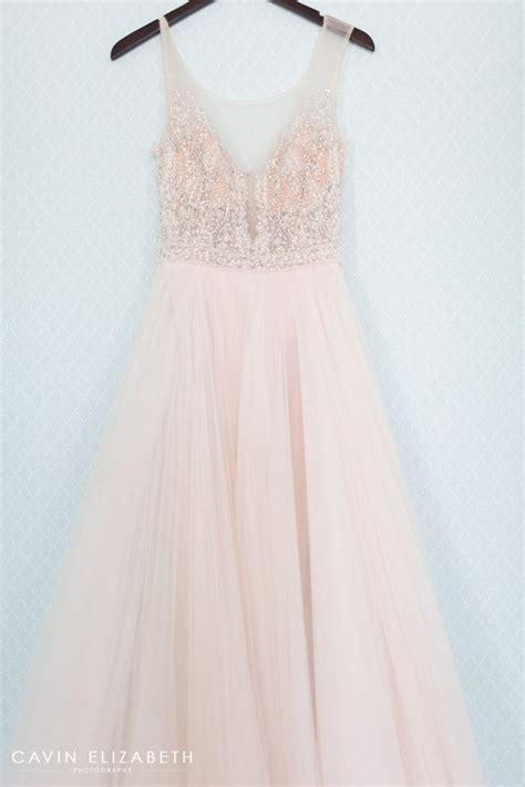 blush color dress 25 best ideas about blush pink wedding dress on
