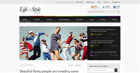 wordpress themes free lifestyle original wordpress themes giveaway by themefuse codrops