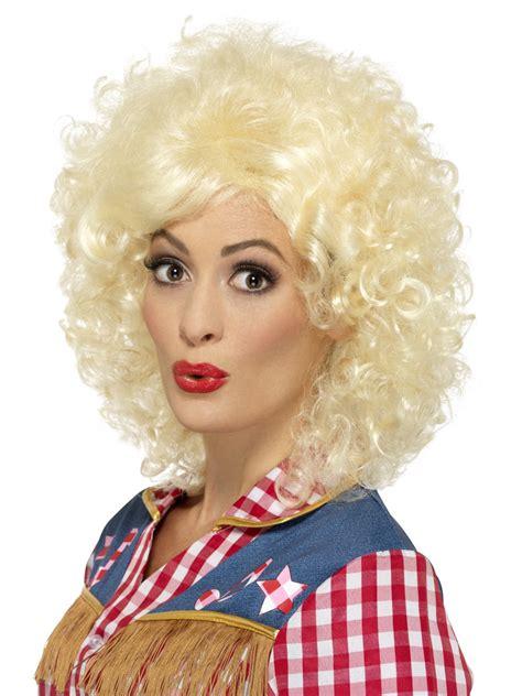 45167 Oversize Looks Top rodeo doll wig 45167 fancy dress