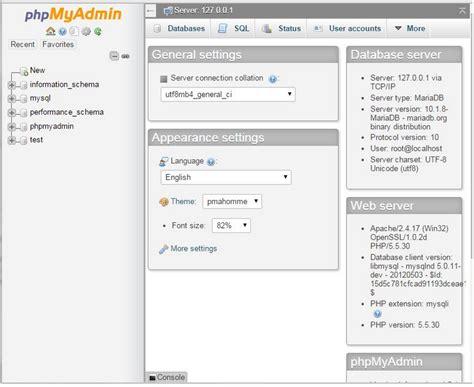membuat website local membuat web server local menggunakan xampp di windows 10