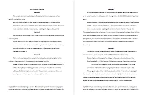 Mla Research Paper Section Headings