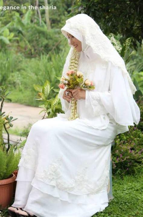 Baju Nikah Syar I gaun akad pengantin muslimah galeri ayesha jual baju pesta modern syar i dan stylish untuk