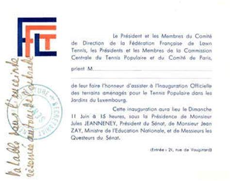 Exemple De Lettre D Invitation A Une Inauguration Exemple Lettre Invitation Inauguration