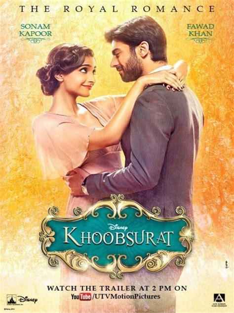 film disney historique khoobsurat poster sonam kapoor and fawad khan s fairy