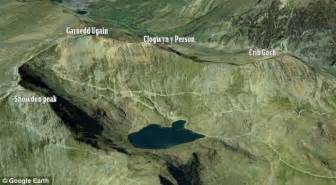 Crib Goch Deaths by American Exchange Student Jared Maillet Fell To His
