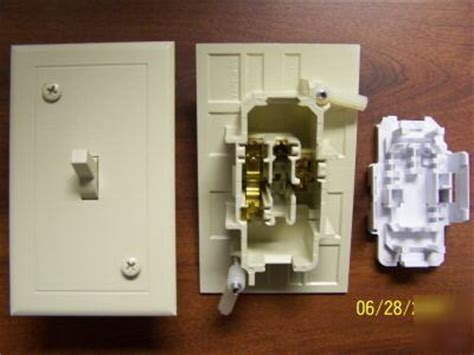 Mobile Home Light Switch by New 869 Switch Toggle Ivory Self Contained Mobile Homes
