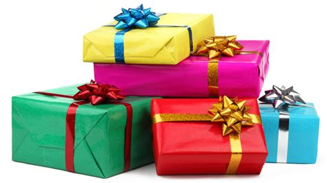 christmas presents images clipart best
