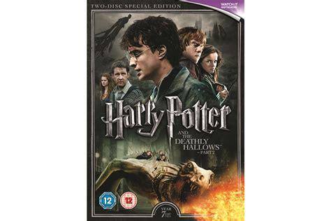 film seri halfworld harry potter franchise releasing stunning dvd redesigns