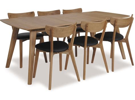 Dining Room Extension Table And Chairs Rho 1800 Extension Dining Table Pero Chairs X 6