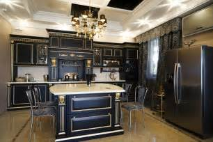 Black Kitchen Cabinets by Will Black Kitchen Cabinets Soon Replace White Cabinets
