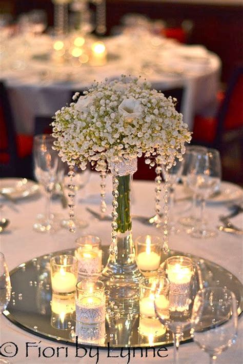 wedding table decor 36 fabulous mirror wedding ideas wedding ideas
