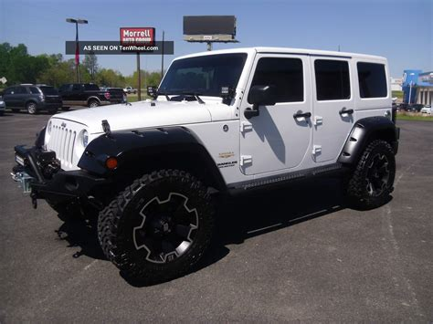 jeep sahara lifted jeep wrangler unlimited sahara 2016 specs price