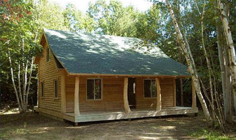 How To Build A Simple Cabin by 12 Best Simple Easy To Build Cabins Ideas House Plans 73138