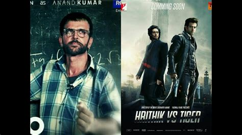 hrithik roshan 2018 back to back 2 upcoming movies of hrithik roshan 2018 and