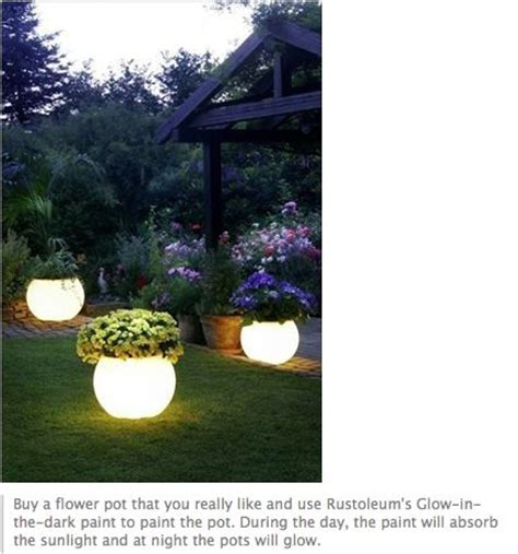 57 Best Images About Glow In The Dark Party On Pinterest Glow In The Planters