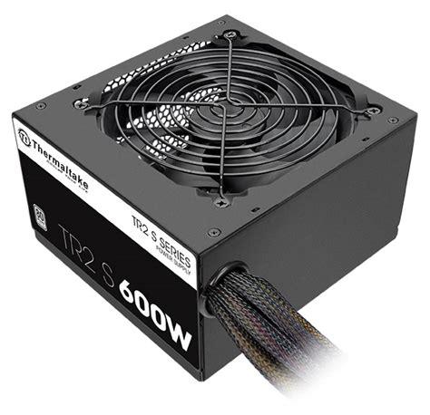 Power Supply Thermaltake Tr2 S 600watt thermaltake global tr2 s 600w