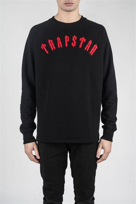 Hoodie Trapstar 1 trapstar fashion apparel products and