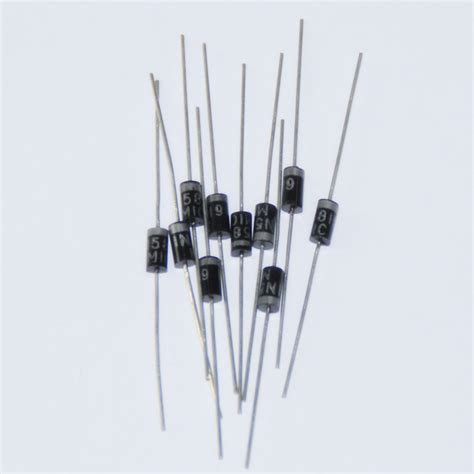 schottky diode protection 20pcs diodes schottky in5818 diod schottky 1a 30v in5818 schottky diode 5818 diodo in diodes