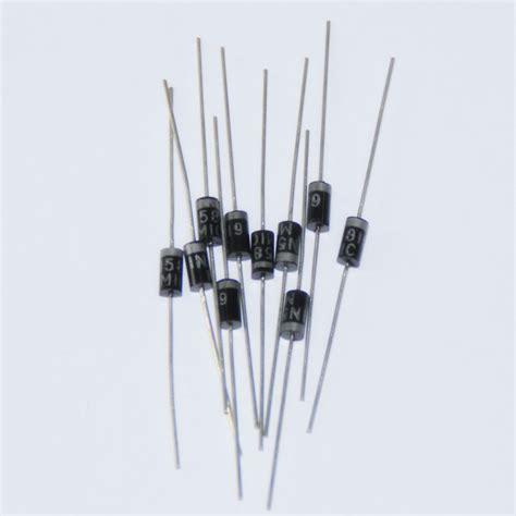 schottky diode high current ୧ʕ ʔ୨20pcs diodes schottky in5818 diod schottky schottky 1a 30v in5818 in5818 schottky diode
