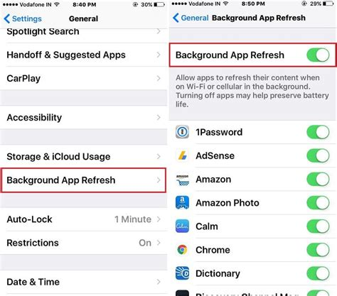 Background Check App For Iphone Email Push Not Working On Iphone Ios 11 Ios 10 Ios 9