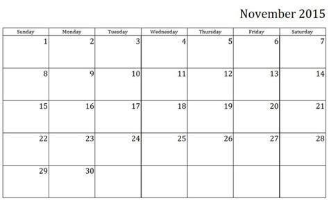 november  calendar printable  imagexxl