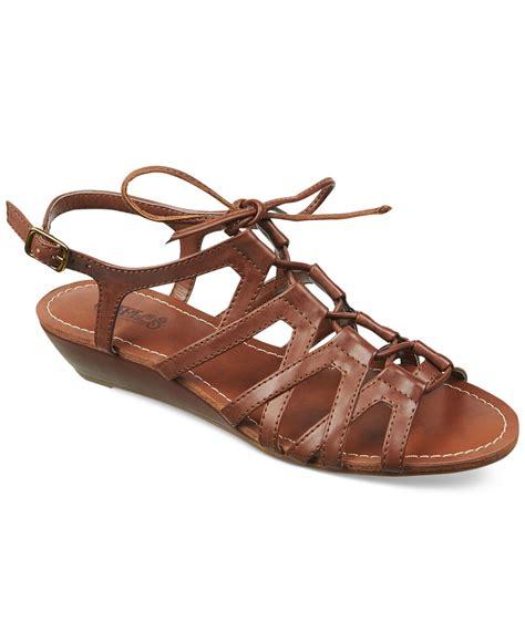 www sandals lyst carlos by carlos santana kiara 2 gladiator sandals