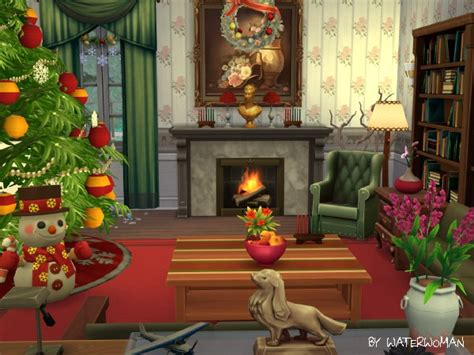 home alone christmas decorations kevin home alone by waterwoman at akisima 187 sims 4 updates