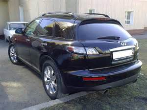 Infiniti Fx35 2008 2008 Infiniti Fx35 For Sale 3500cc Gasoline Automatic