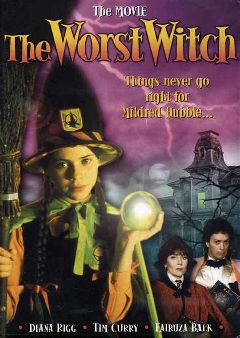 The Worst Witch the worst witch lazy