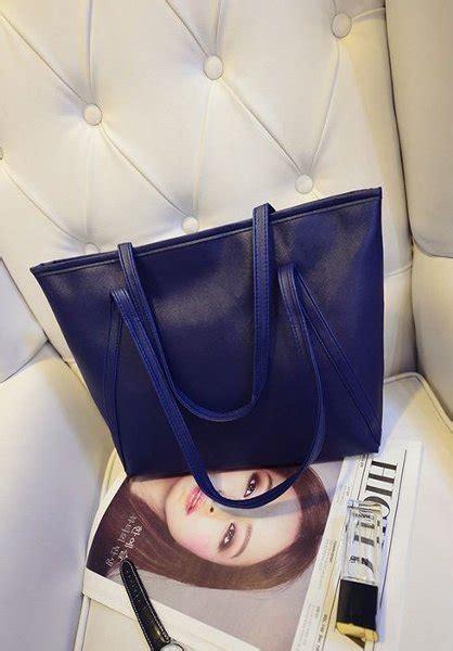 Totebag Cantik Kulit jual tas bahu kulit import murah tote bag wanita shouder bag impor tas fashion cewek di