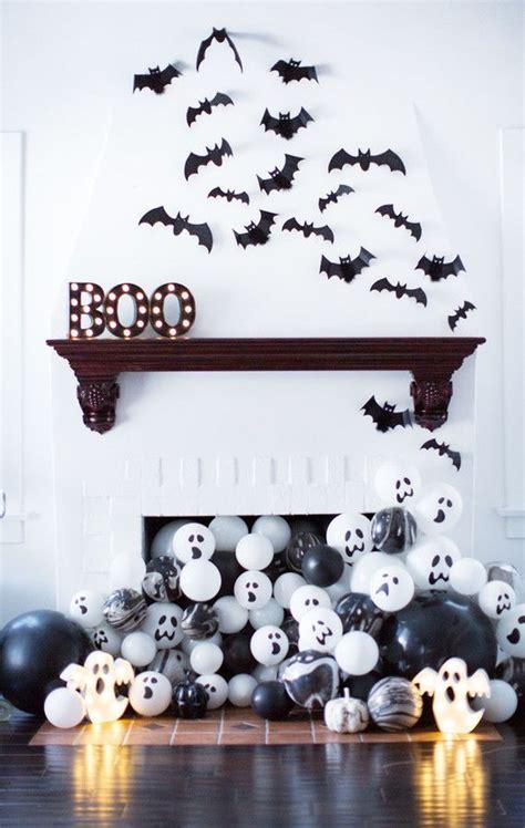 decorar globos para halloween 15 ideas sencillas para decorar con globos en halloween