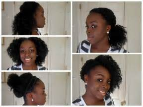 5 back to hairstyles for natural hair youtube