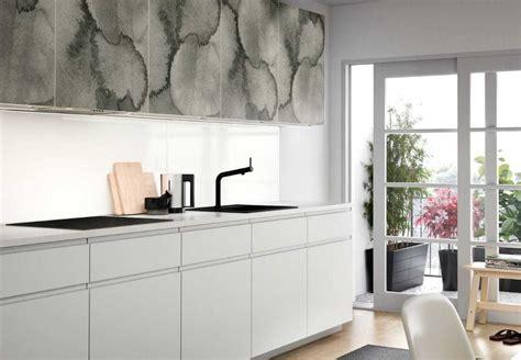 ikea furniture kitchen ikea kalvia kitchen doors transform the hub of the home