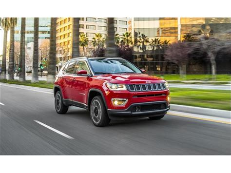 jeep compass 2018 reviews 2018 jeep compass prices reviews and pictures u s news