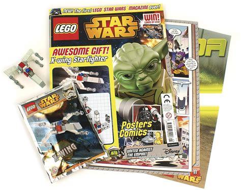Magazine Set egmont publishing launches lego wars comic brickset