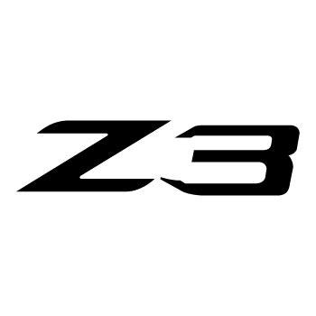Bmw Z3 Aufkleber by Autocollant Bmw Z3 Logo