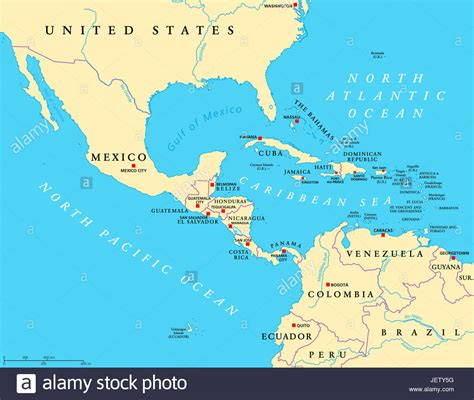 mexico america map mexico central and south america map www pixshark