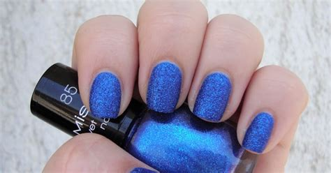 Misslyn Nail 165 10ml 1 lendoxia misslyn royal blue