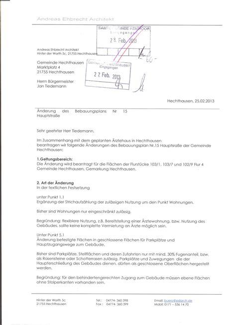Muster Schreiben Nach Vorstellungsgespräch Samtgemeinde Hemmoor Vorlagen Gemeinde Hechthausen