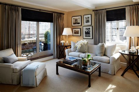 livingroom nyc new york interior design living room exles with sleek