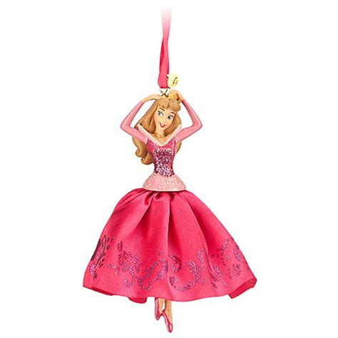 new disney authentic sleeping beauty princess aurora dress