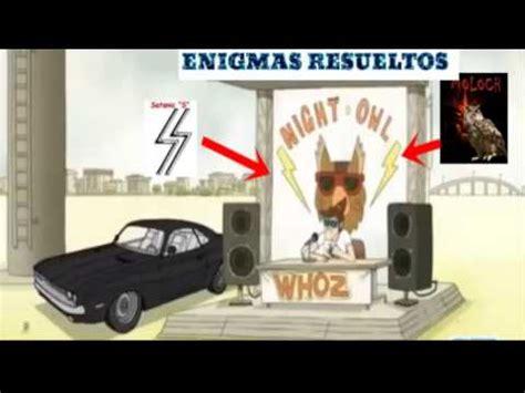 mensajes subliminales regular show un show mas mensajes subliminales 2 youtube