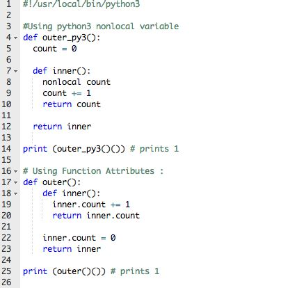 inner function python 1 minor difference between javascript closures aha