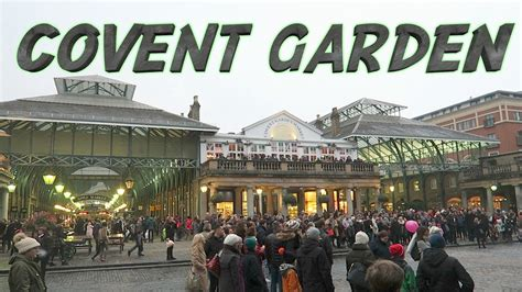 covent garden market shopping pubs