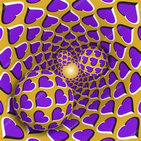 imagenes que se mueven trackid sp 006 tres bolas con un patr 243 n de corazones se mueven en