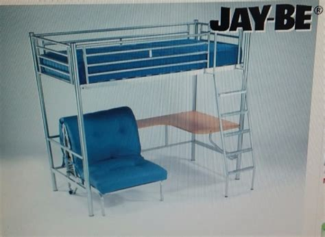 Jaybe Bunk Beds Jaybe Studio 3 Bunk Bed Images