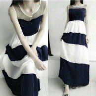 Aluna Cl Dress Dress Maxi Dress Pakaian Wanita jual model dress panjang pesta murah dan terlengkap